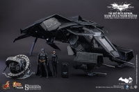 Batman The Dark Knight Rises Movie Masterpiece Compact Fahrzeug 1/12 The Bat Deluxe