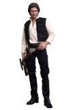 Star Wars Movie Masterpiece Actionfigur 1/6 Han Solo 30 cm