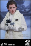 Star Wars Episode V Movie Masterpiece Actionfigur 1/6 Princess Leia Hoth 26 cm