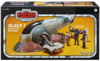 Star Wars Vintage Collection Fahrzeug Boba Fetts Slave I Exclusive