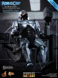 RoboCop MMS Diecast Actionfigur 1/6 RoboCop with Mechanical Chair 30 cm