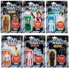 Star Wars Retro Action Figure Wave 1 - Set mit 6 Figuren
