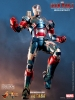 Iron Man 3 MMS Diecast Actionfigur 1/6 Iron Patriot 30 cm