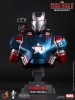 Iron Man 3 B�ste 1/4 Iron Patriot 23 cm