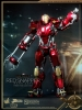 Iron Man 3 Power Pose Series Actionfigur 1/6 Iron Man Mark XXXV Red Snapper 34 cm