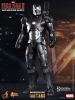 Iron Man 3 MMS Diecast Actionfigur 1/6 War Machine Mark II 30 cm